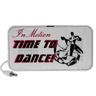In Motion Time TO Dance Speaker