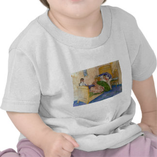 In Mum's Bed 1908 T-shirt