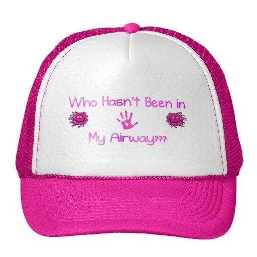 In My Airway Hat