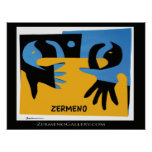 """""""In my Arms"""" by Zermeno Posters"""