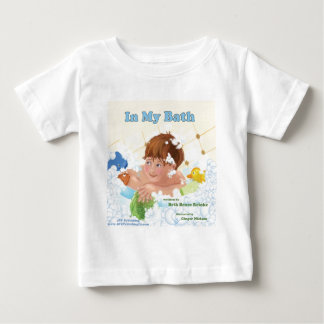 In My Bath Cover Baby T-Shirt