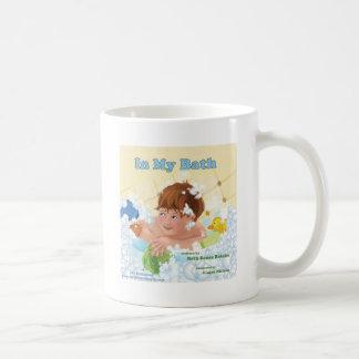 In My Bath Cover Classic White Coffee Mug
