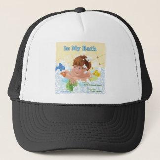 In My Bath Cover Trucker Hat