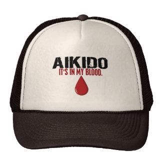 In My Blood AIKIDO Trucker Hat