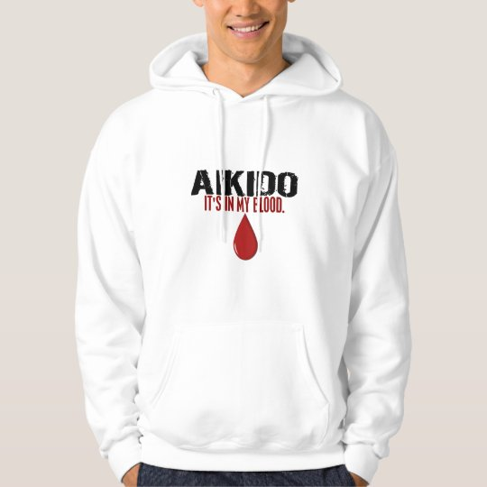 In My Blood AIKIDO Hoodie