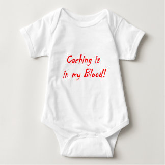 In My Blood Baby Bodysuit