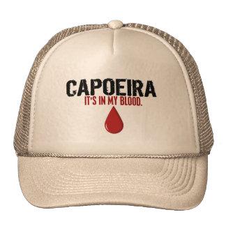 In My Blood CAPOEIRA Trucker Hat