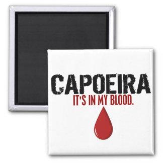 In My Blood CAPOEIRA Fridge Magnet