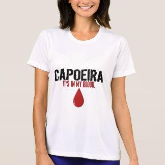 In My Blood CAPOEIRA Tshirt