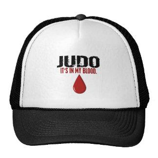 In My Blood JUDO Trucker Hat