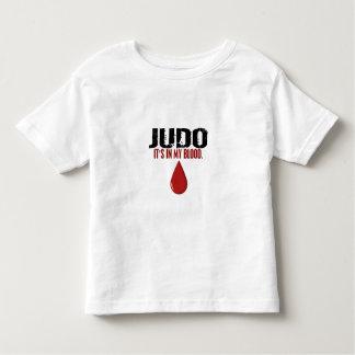 In My Blood JUDO Toddler T-shirt