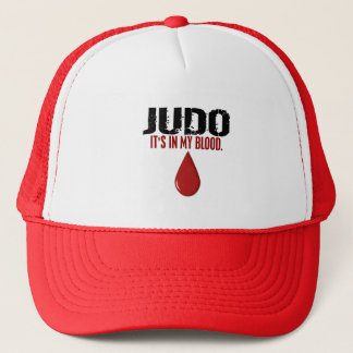 In My Blood JUDO Trucker Hat