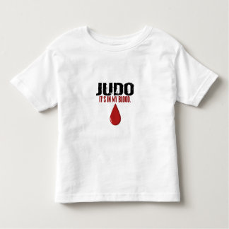 In My Blood JUDO Tee Shirt