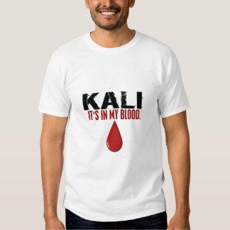 In My Blood KALI Tee Shirt