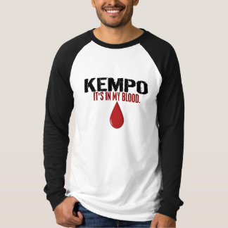 In My Blood KEMPO T-Shirt