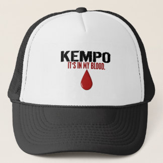 In My Blood KEMPO Trucker Hat