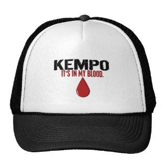 In My Blood KEMPO Trucker Hat