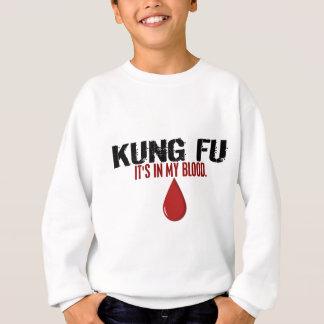 In My Blood KUNG FU Sweatshirt
