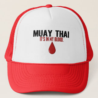 In My Blood MUAY THAI Trucker Hat