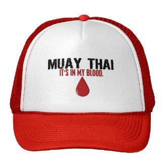 In My Blood MUAY THAI Trucker Hat
