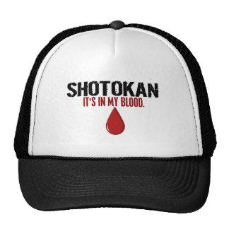 In My Blood SHOTOKAN Trucker Hat