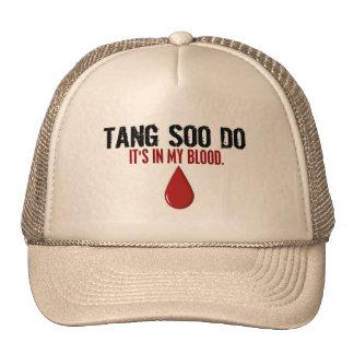 In My Blood TANG SOO DO Trucker Hat