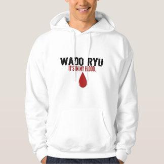 In My Blood WADO RYU Hoodie