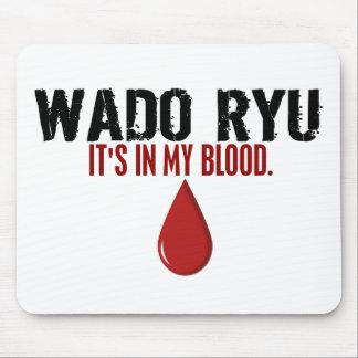 In My Blood WADO RYU Mousepads
