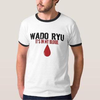 In My Blood WADO RYU T-Shirt