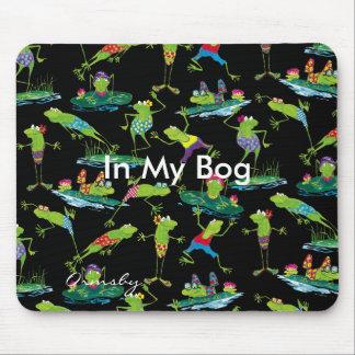 In-My Bog - mousepad