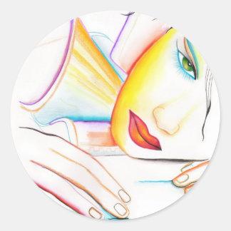In my Dreams Sticker