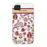In My Garden - Case Mate Vibe iPhone 4 Covers