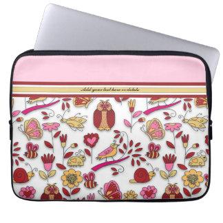 In My Garden Sleeve - Customize Laptop Sleeve