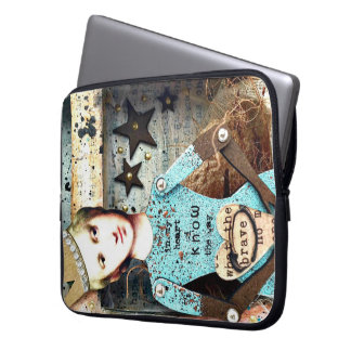 In my Heart I know the Way Laptop Sleeve