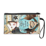 In my Heart I know the Way Wristlet Purse