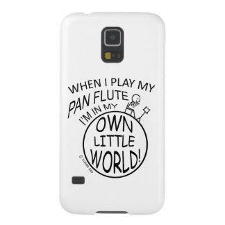 In My Own Little World Pan Flute Cases For Galaxy S5