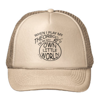 In My Own Little World Theorbo Hat