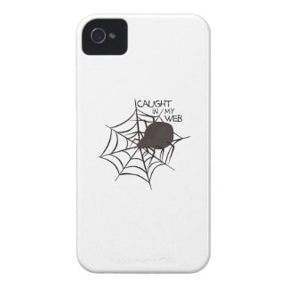 In My Web iPhone 4 Cover