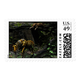 In Nature, Color Never Matters Postage Stamp