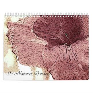 In Natures Garden 2009 Calender Calendars