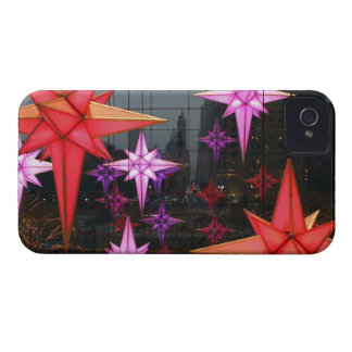 In New York City. Christmas decoration inside iPhone 4 Case-Mate Case