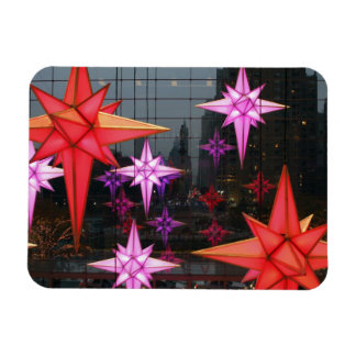 In New York City. Christmas decoration inside Magnet