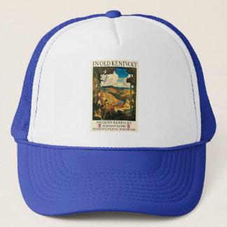 In Old Kentucky Vintage Travel Advertisement Trucker Hat