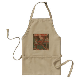 In Old Missouri Adult Apron