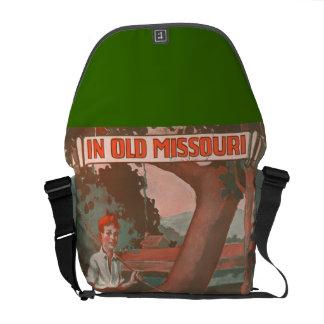 In Old Missouri Messenger Bag