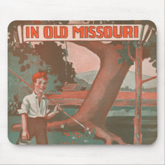 In Old Missouri Mouse Pad