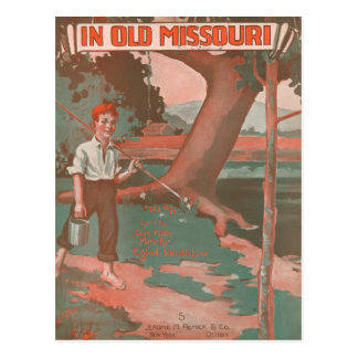 In Old Missouri Postcard
