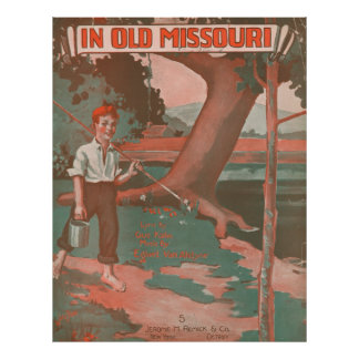 In Old Missouri Posters
