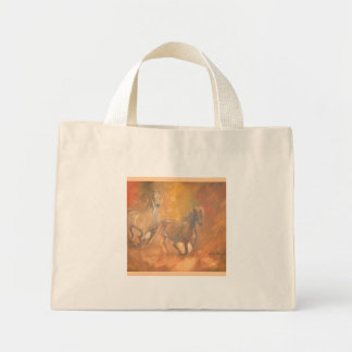 In Open Country Mini Tote Bag