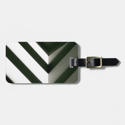 In Or Out Luggage Tag